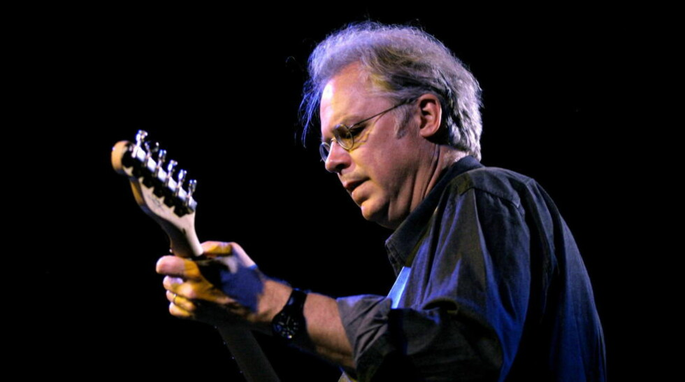 BILL FRISELL: Godt grep om John Lennons musikk på «All We Are Saying». Her er den amerikanske gitaristen på Kongsberg Jazzfestival i 2006. FOTO: BJØRN-OWE HOLMBERG/DAGBLADET