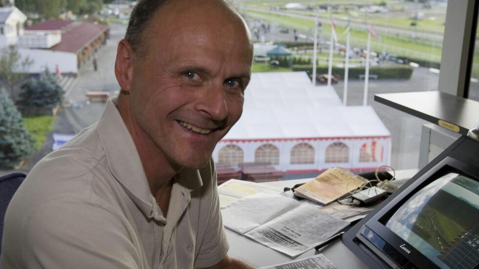 SULTEN ETTER FERIEN. Bengt Berg fikk suksess direkte og er tydelig sulten på å gi gode tips etter sommerferien. Foto: HESTEGUIDEN.COM.