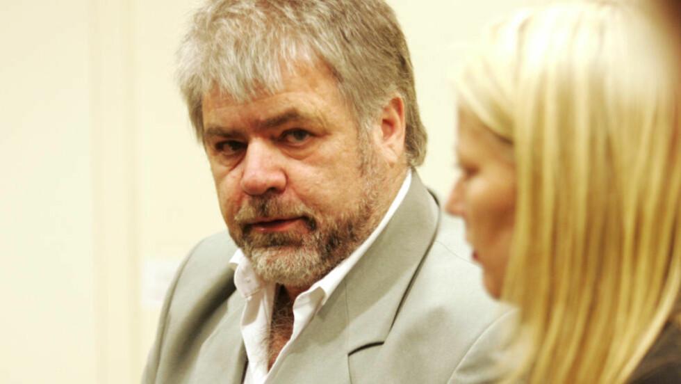 POLITIANMELDT:  Nordmannen ble pågrepet av svensk politi tirsdag med 567 liter vodka i sin hvite varebil. Under en halvannen time lang politijakt skal han ha forsøkt å presse en tollerbil inn i en lastebil. Bildet av Fallo er tatt ved en annen anledning. Foto: Cornelius Poppe / SCANPIX
