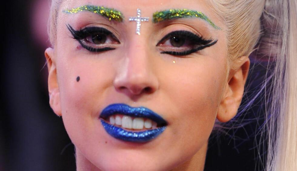 GAGA TIL FILMEN: Artist Lady Gaga skal spille i den Robert Rodriguez-regisserte filmen «Machete Kills». Foto: Stella Pictures