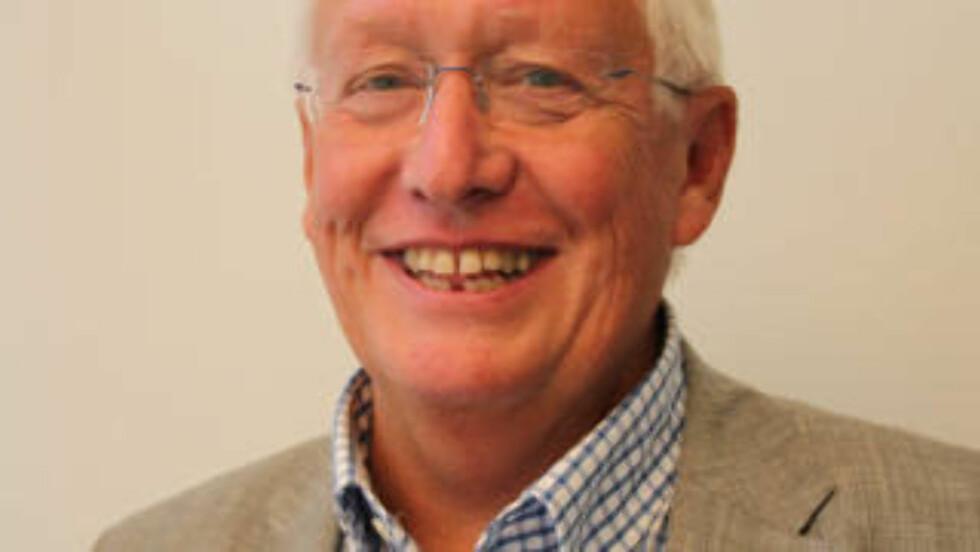 Jens-Petter Johnsen i Kirkerådet.