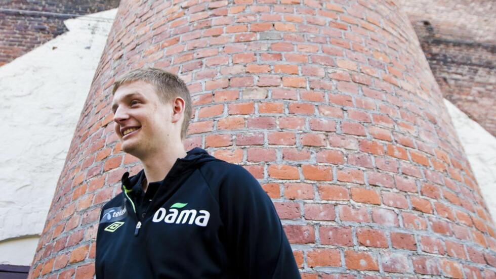 HJEM IGJEN: Erik Huseklepp er klar for gamleklubben Brann. Foto: Vegard Grøtt / NTB scanpix