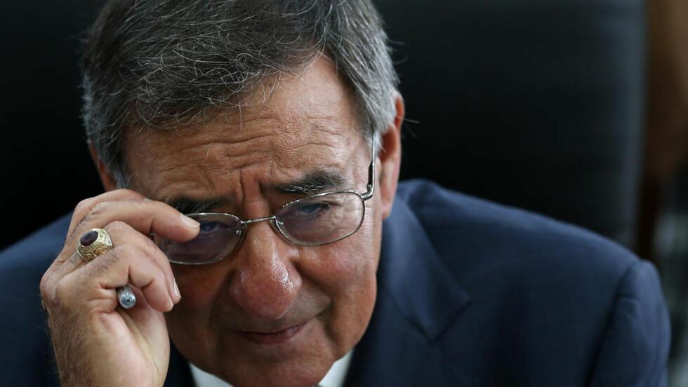 HUSKER IRAK: Forsvarsministeren i USA, Leon Panetta, vil ikke gjenta marerittet fra Irak i Syria. Han ønsker ikke å oppløse hæren når president Bashar al-Assad faller. FOTO: Getty Images