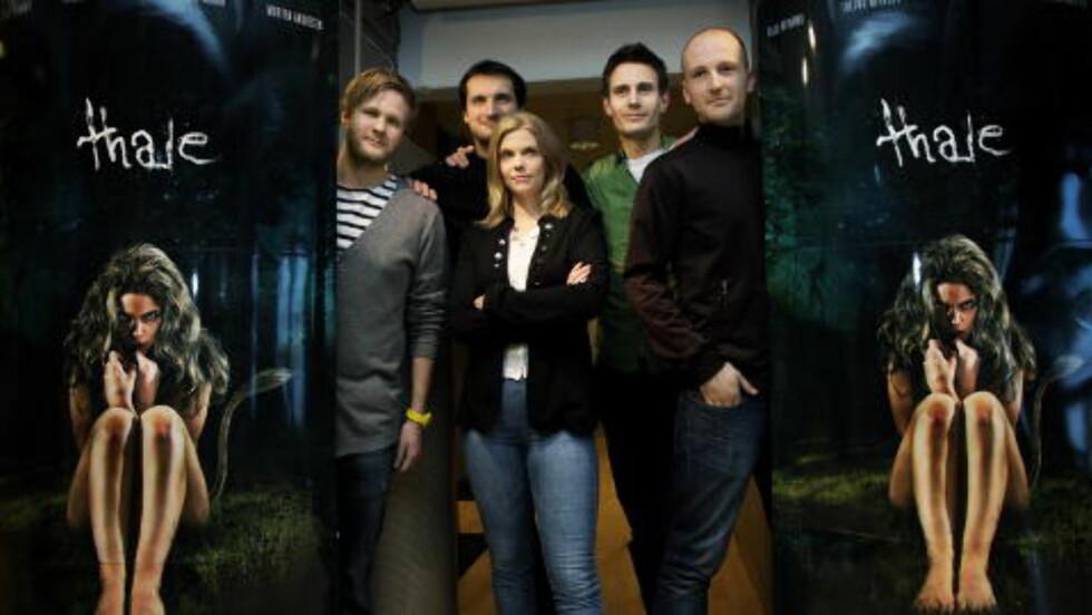TIL TORONTO: Også «Thale», som hadde premiere tidligere i år, skal til den anerkjente filmfestivalen. Foto: Steinar Buholm / Dagbladet.