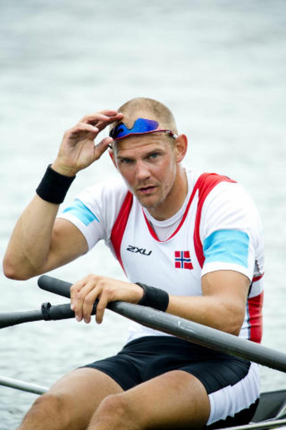 MEDFØLELSE: Olaf Tufte synes synd på Nils Jakob Skulstad Hoff og Kjetil Borch.Foto: Bjørn Langsem / Dagbladet.