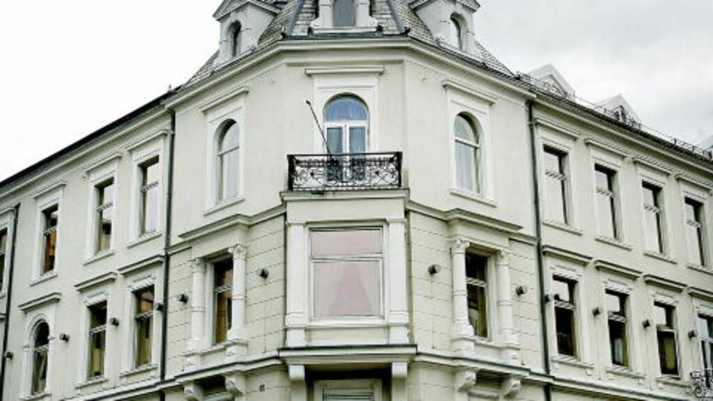SENTRALT:  Hotellet ligger svært sentralt i Kristiansand, rett ved både togstasjonen og hovedgata Markens.