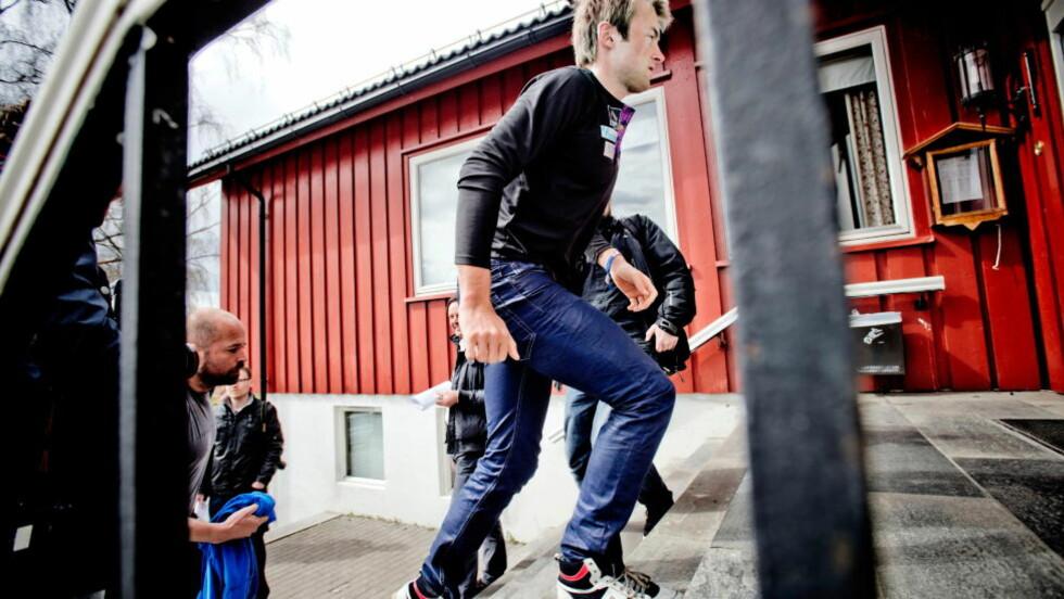 SENDES PÅ TV 2: Produksonsselskapet har hengt i hælene på Petter Northug i lang tid og til vinteren kommer resultatet på TV 2 - som har kjøpt dokumentarserien. Foto: Thomas Rasmus Skaug / Dagbladet