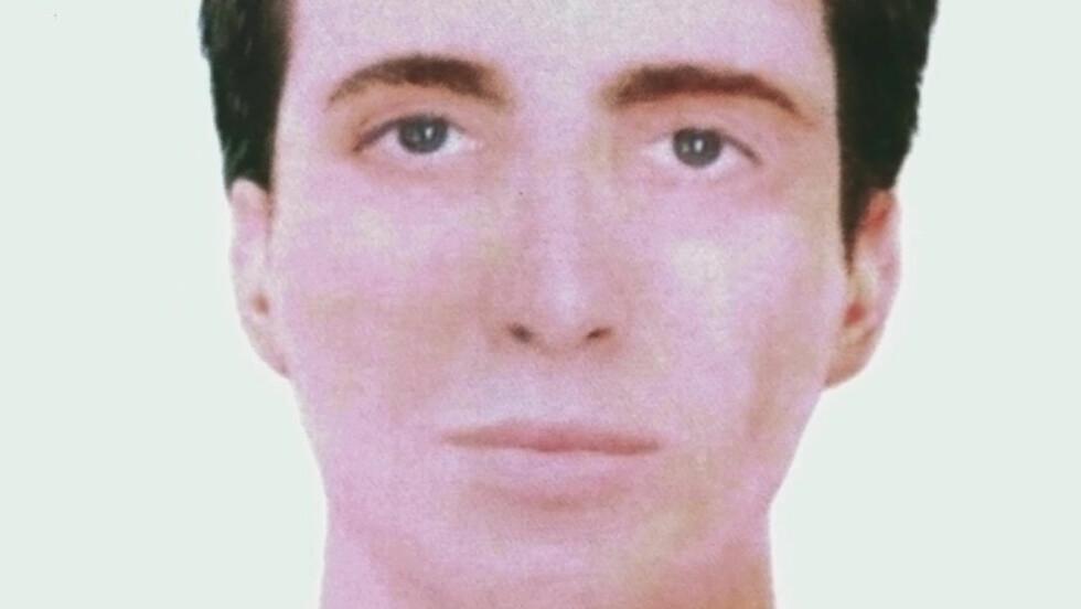 MISTENKT: Denne fantomtegningen viser mannen som bulgarsk politi sto bak selvmordsbomben som tok livet av seks mennesker i Burgas for to uker siden. Mannen på tegningen har mørkt hår og brune øyne Foto: REUTERS / NTB Scanpix