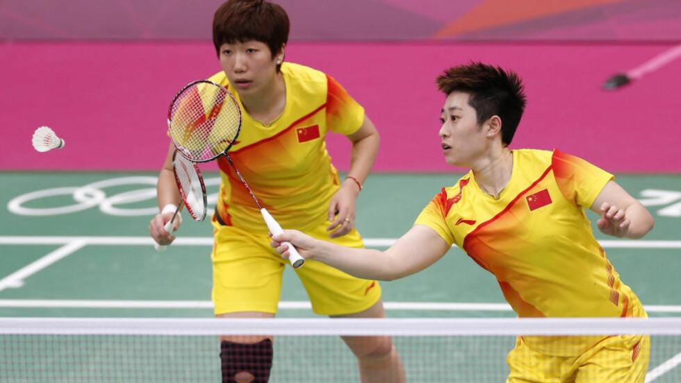 LA OPP: Den kinesiske badmintonstjernen Yu Yang hevdet drømmene hennes var «hjerteløst knust» og la opp etter skandalen som diskvalifiserte henne fra OL. Foto: REUTERS/Bazuki Muhammad/ NTB Scanpix