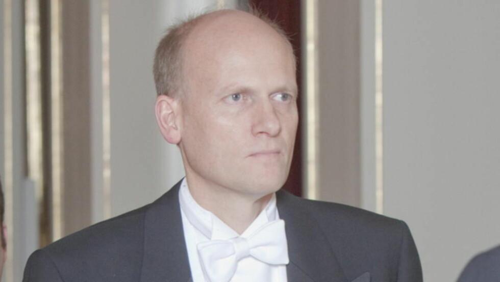 STILTE SPØRSMÅL: Anders Werp (H) - her fotografert i en annen anledning. Foto: Stian Lysberg Solum / NTB Scanpix