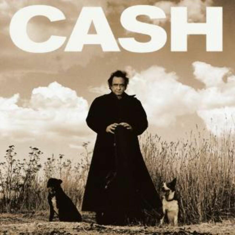 GJENOPPFUNNET: På 90-tallet spilte Rick Rubin inn en serie plater med Johnny Cash, der countrysangeren fremførte overraskende coverlåter som «Hurt» av Nine Inch Nails.