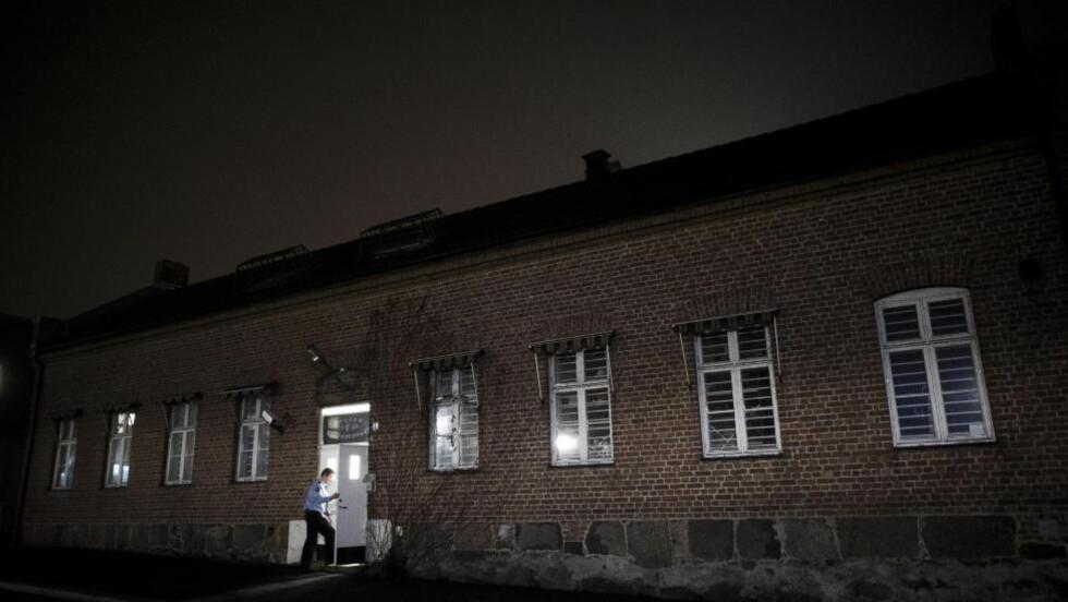 LEGGES NED?: Horten fengsel er et av fengslene som blir foreslått nedlagt.  Foto: Håkon Eikesdal