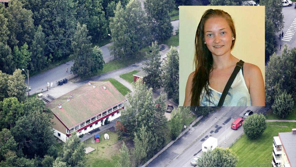 FORSVUNNET: Sigrid Giskegjerde Schjetne (16) forsvant fra Østensjø natt til søndag. Foto: Christian Roth Christensen/Dagbladet/Privat/NTBScanpix