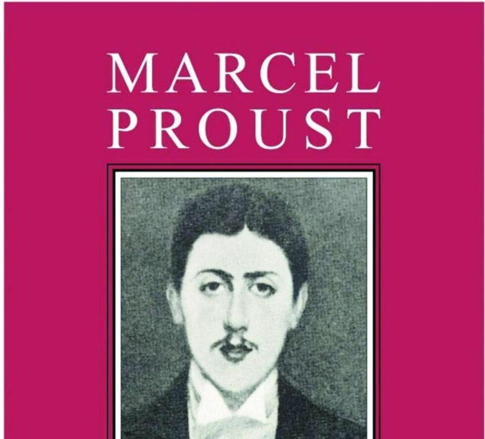 VRANGLEST: Marcel Proust. Foto: Gyldendal.