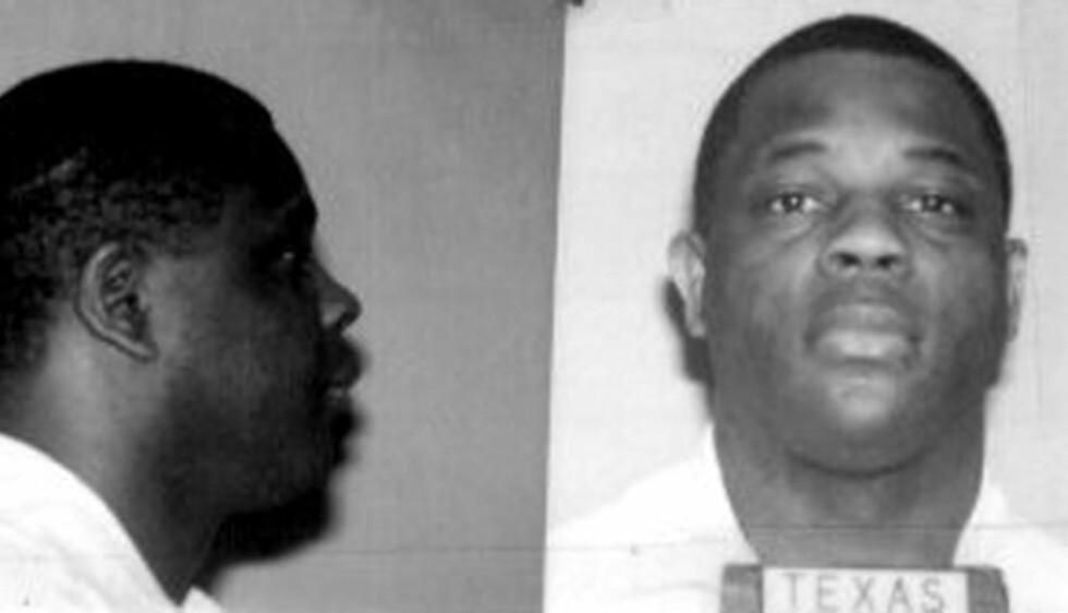 HENRETTET: Marvin Wilsons henrettelse har skapt debatt i USA. Foto: politiet i Texas