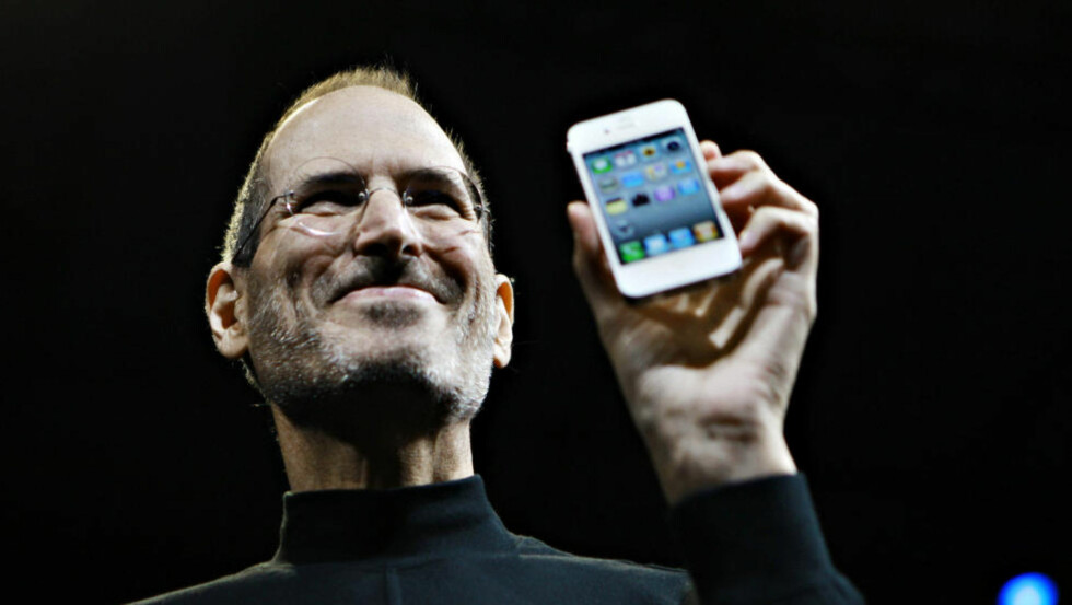 NORSKE EPLER? Apple-gründer Steve Jobs slapp å forholde seg til Norges «innovative ABC». Foto: Paul Sakuma / AP Photo / NTB Scanpix