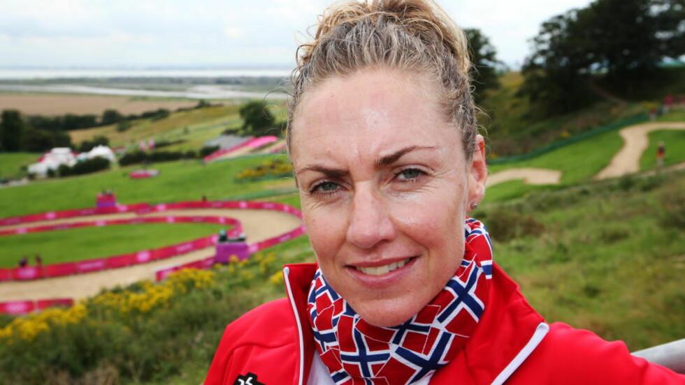 OL-KLAR: Gunn-Rita Dahle Flesjå er europamester av året og vant det siste verdenscuprittet før OL. Det gjør henne til OL-favoritt i den spsielle løypa ved Hadeligh Farm. Foto: Håkon Mosvold Larsen / NTB scanpix