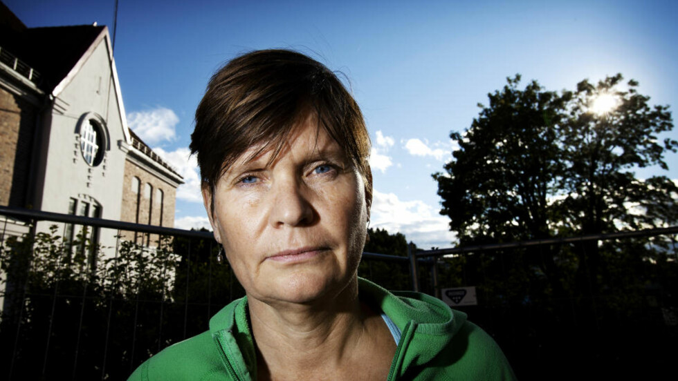 TUNGE DAGER: Astrid Giskegjerde er tante til den savnede Sigrid Giskegjerde Schjetne. - En uavklart sak vil være det verste, sier hun. Foto: Erling Slyngstad Hægeland / Dagbladet