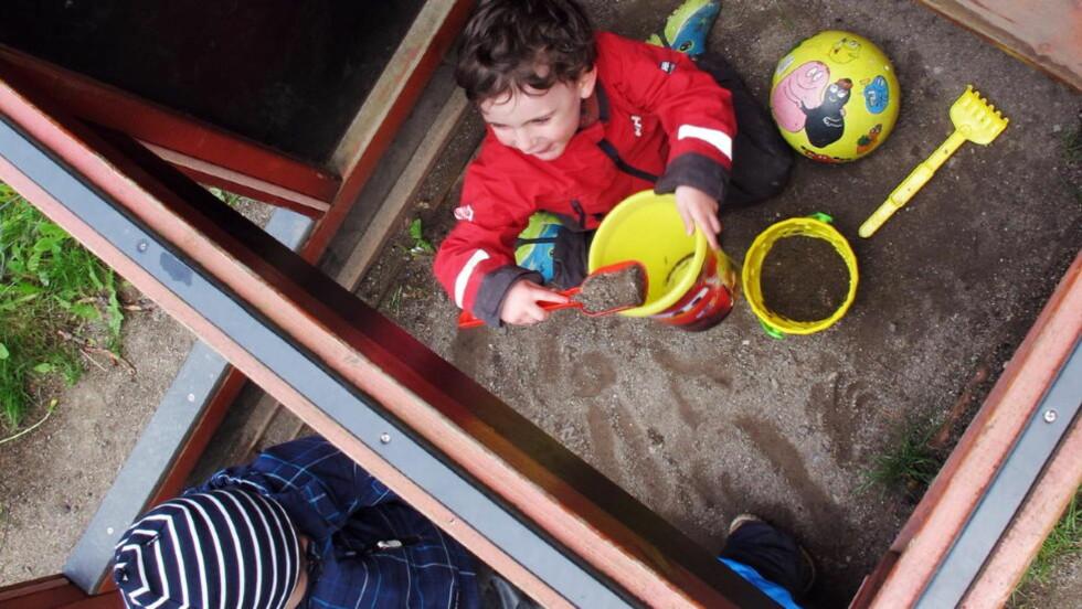BRA NOK? Etter mange år med barnehageutbygging er det på høy tid å sikre kvaliteten. Illustrasjonsfoto: Frank Karlsen / Dagbladet