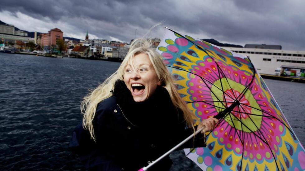 OVER TIL RIVALEN: Eli Kari Gjengedal går over til rivalen NRK, for å lage et værbasert program. FOTO: PAUL S. AMUNDSEN