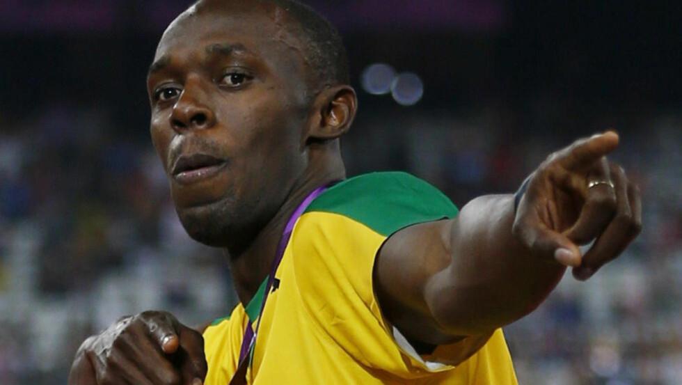 PROVOSERT: Usain Bolt liker ikke Carl Lewis' uttalelser om antidopingarbeidet på Jamaica. Foto: REUTERS/Eddie Keogh