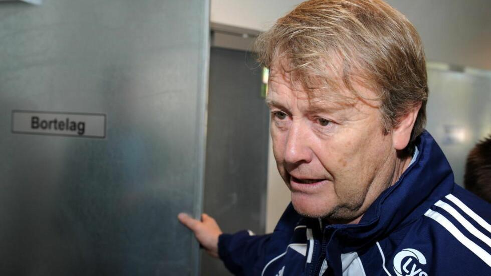 SUKSESSTRENER: Åge Hareide trakk seg i Viking etter en mager poengvår. I svenske Helsingborg har nordmannen braksuksess i Europa. Foto: Hans A Vedlog / Dagbladet