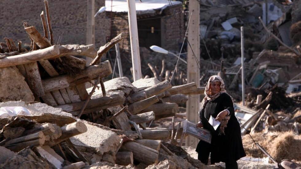 Foto: ABEDIN TAHERKENAREH / EPA / NTB SCANPIX