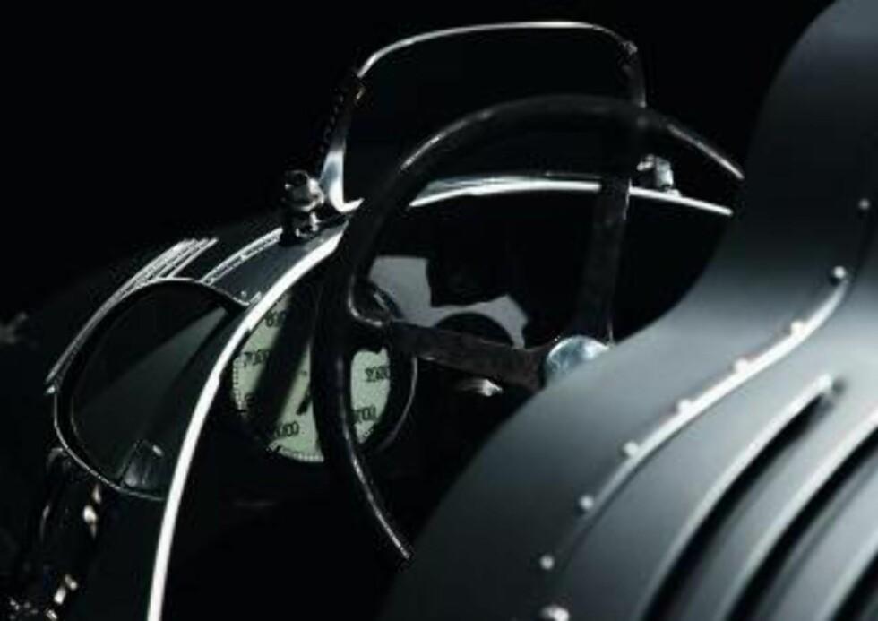 380 KM/T: Ville du kjørt nær 400 kilometer i timen bak dette rattet?