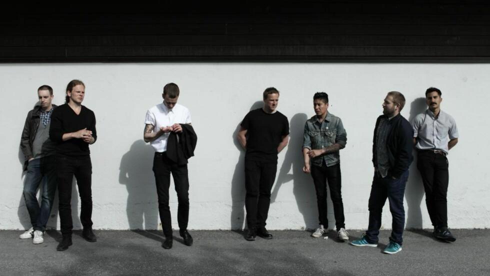 FØRSTE SMAKEBIT: «Eurosport» er første singel ut fra det kommende tredjealbumet til John Olav Nilsen & Gjengen. Foto: Kim Hiorthøy / Made.