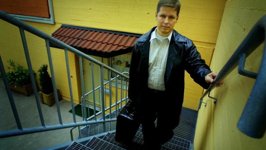 - VIKTIG RAPPORT:  Politiinspektør og leder av Norsk Juristforbund, Curt A. Lier, mener rapporten fra 22. julikommisjonen er viktig og at norsk politi har mye å lære. Foto: Bjørn Langsem/DAGBLADET