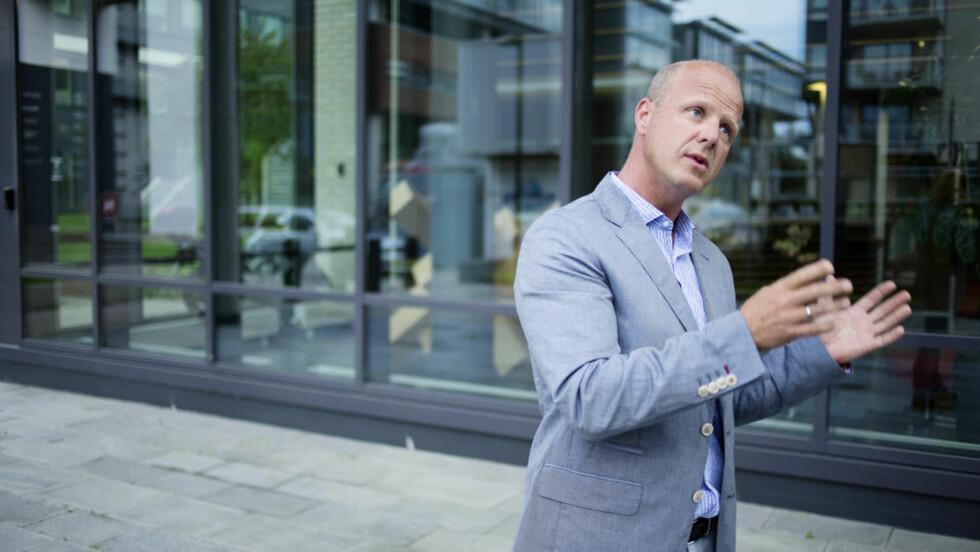 - GJØR OSS BEDRE:  - 22. julikommisjonens rapport vil gjøre PST bedre, sier Lasse Roen, de politiansattes tillitsmann i PST. Foto: Jo Straube / Dagbladet