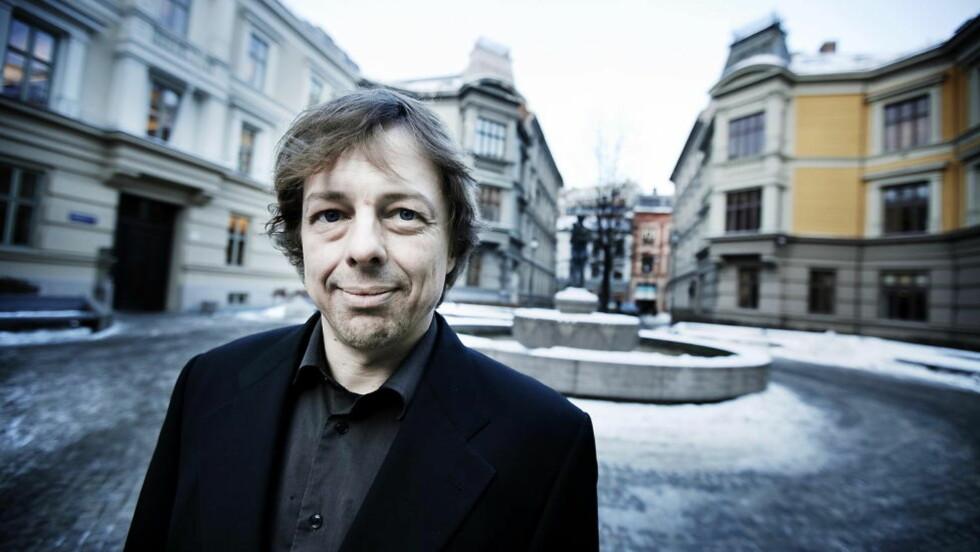 BISTANDSADVOKAT: Arne Seland.  Foto: Christian Roth Christensen / Dagbladet
