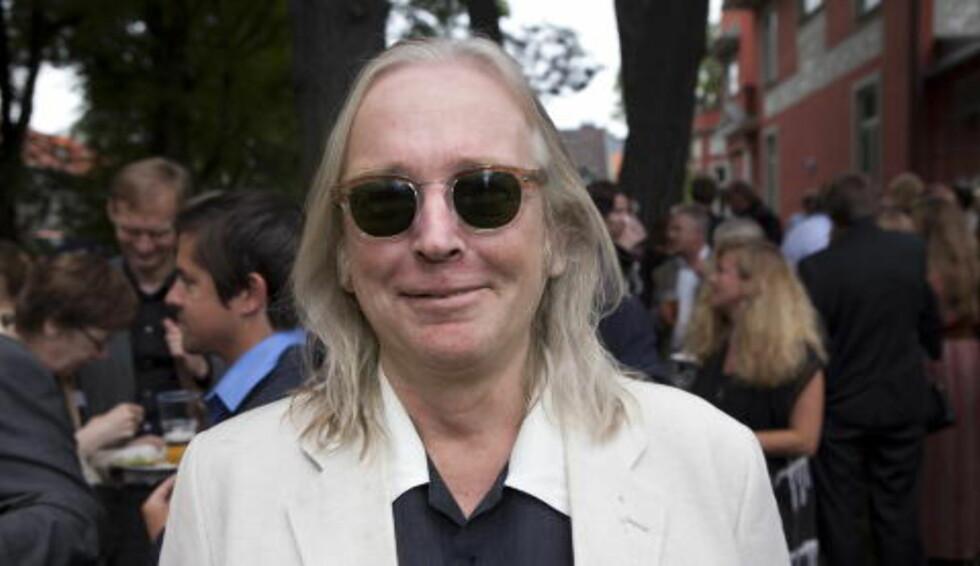 KOMMENTATOR: Forfatter Herman Willis skal ukentlig mene og kommentere i Nitimen. Foto: Anders Grønneberg