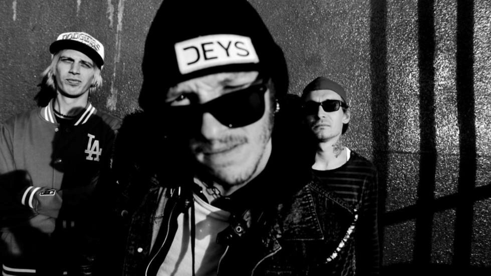 FIN BLANDING: Oslo Ess gir deg både Jokke, DumDum, Rancid og Springsteen i et jafs. Foto: Indie.