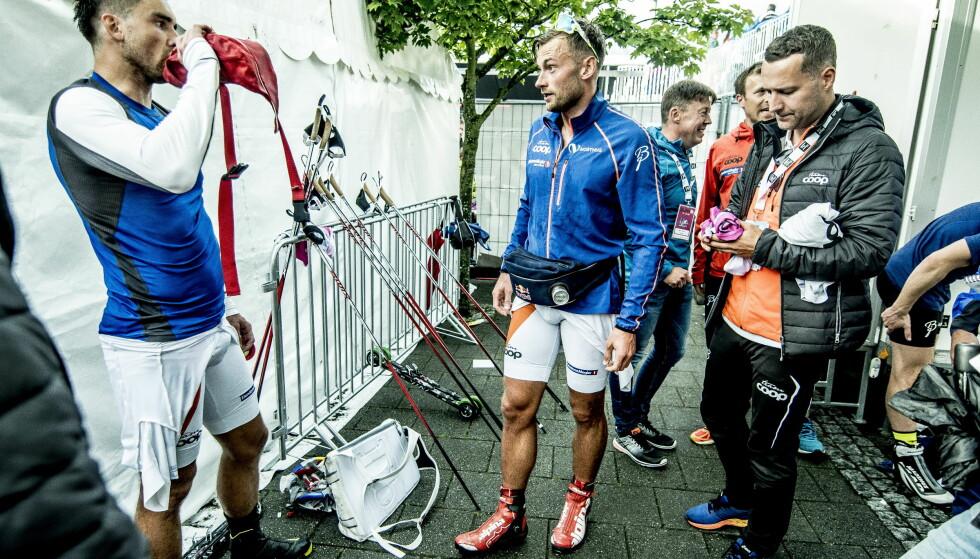 I GOD FORM: Petter Northug, her fra Sandnes tidligere i år. Foto: Thomas  Rasmus Skaug / Dagbladet