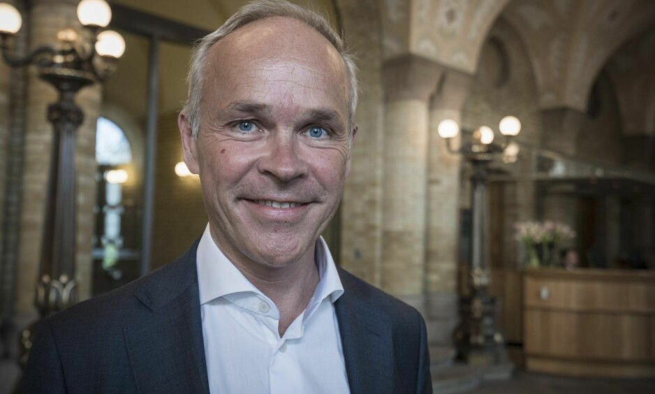 PRIORITERINGER: Der Høyre investerer i vekstfremmende tiltak, ønsker Ap å heve skattene med minst ti milliarder kroner, skriver Høyres nestleder, Jan Tore Sanner. Foto: Øistein Norum Monsen / Dagbladet.