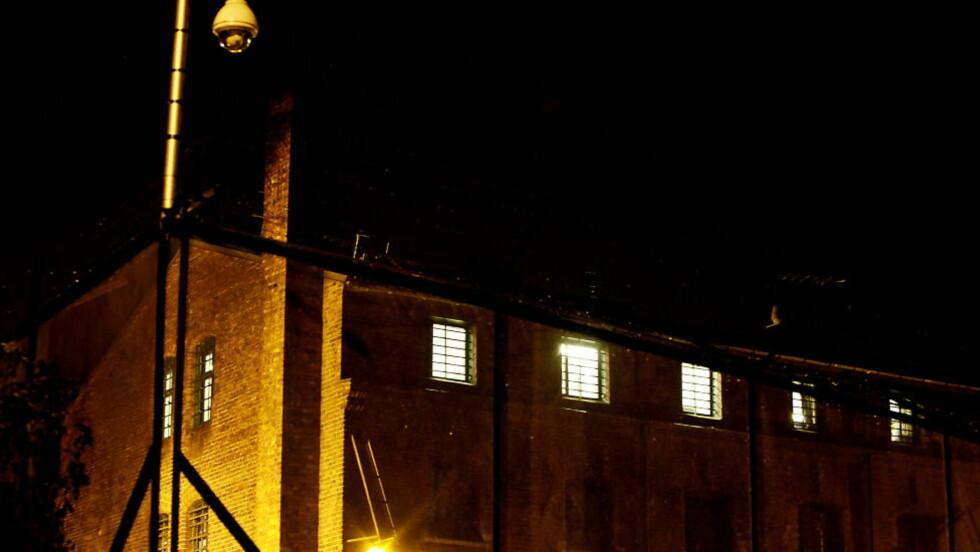MANGE FANGER: Det har aldri sittet så mange fanger i norske fengsler som nå. I første kvartal 2012 var gjennomsnittet på 3.800. Her fra Hamar fengsel. Foto: JACQUES HVISTENDAHL/DAGBLADET