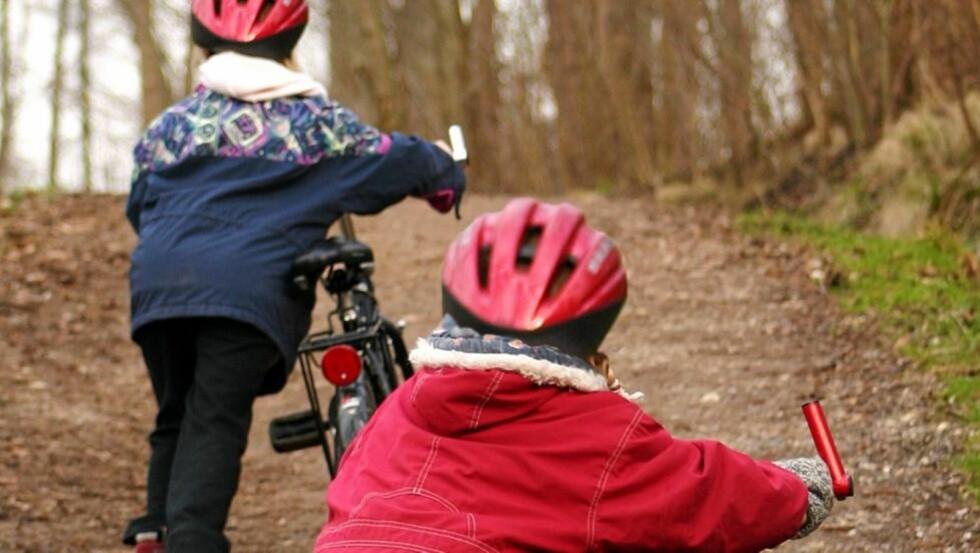 LAV VEKT: En lett sykkel kan utgjøre forskjellen i de tunge bakkene. ILLUSTRASJONSFOTO: Colourbox