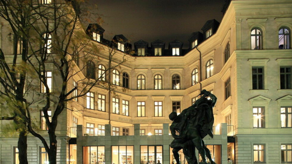 LYDMAR HOTEL: Hotellpriser på rundt 3000 kroner er stivt, selv i en skandinavisk storby.