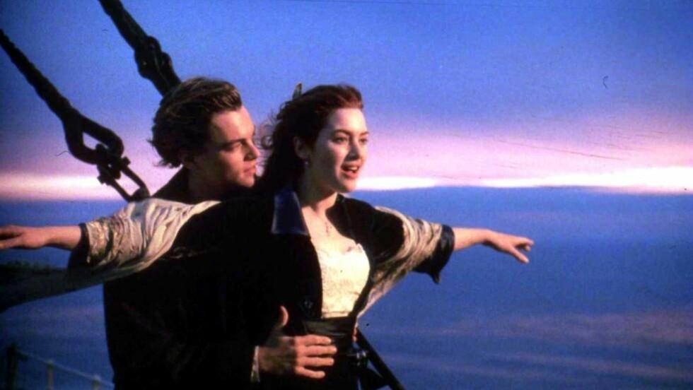FENGSLER FORTSATT: Filmen om Titanic-forliset har fått en ny vår i 3D. Foto: Stella pictures