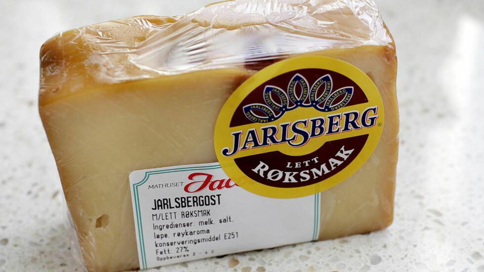 DYRT:  Vi taper på eksport av Jarlsberg, mener Paal Røiri. Foto: Mette Møller / Dagbladet