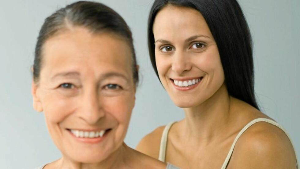 ULIKE FASER: Kvinner har ulike helseproblemer i ulike faser av livet. Allmennlege Anne Christine Bjørnebye forklarer hva vi kan vente oss.  ILLUSTRASJONSFOTO: Colourbox.com
