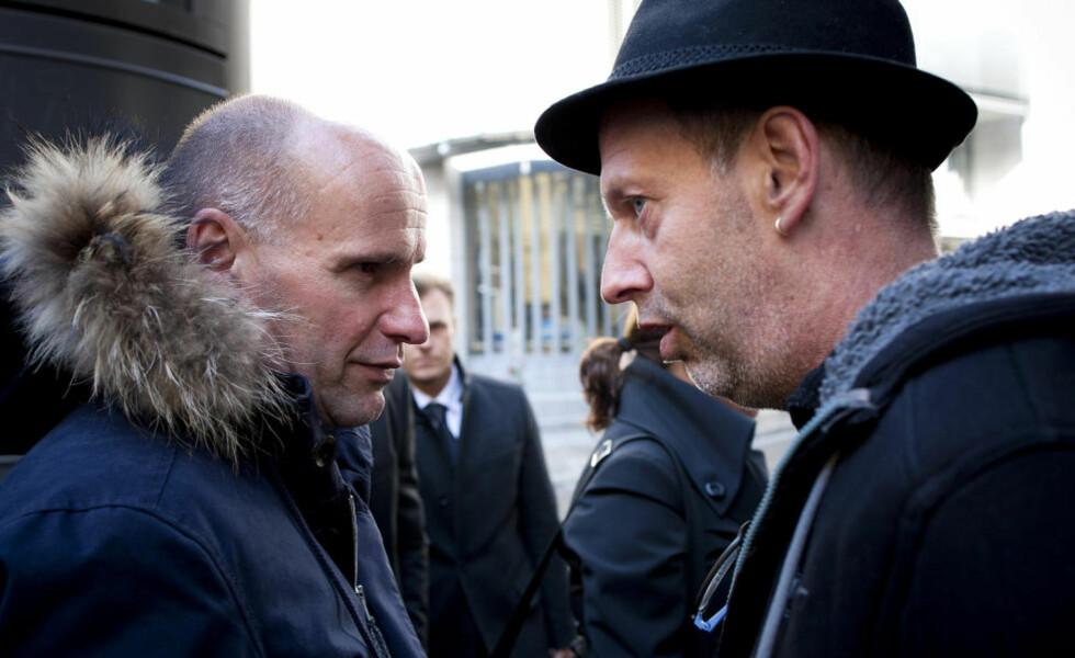 ROSTE BARNEMORDERENS FORSVARER: Freddy Lie benyttet anledningen til å rose Breiviks forsvarer Geir Lippestad - selv om Lippestads klient henholdsvis drepte og skadet døtrene hans på Utøya. Foto: TOMM W. CHRISTIANSEN / DAGBLADET