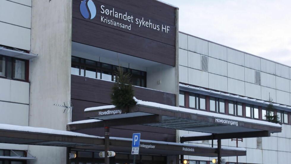 SPRITET OPP LOGGEN: Tollveseneet fanget opp spritsvinn da de sjekket beholdningen på sykehuset. Foto: Tor Erik Schrøder / Scanpix
