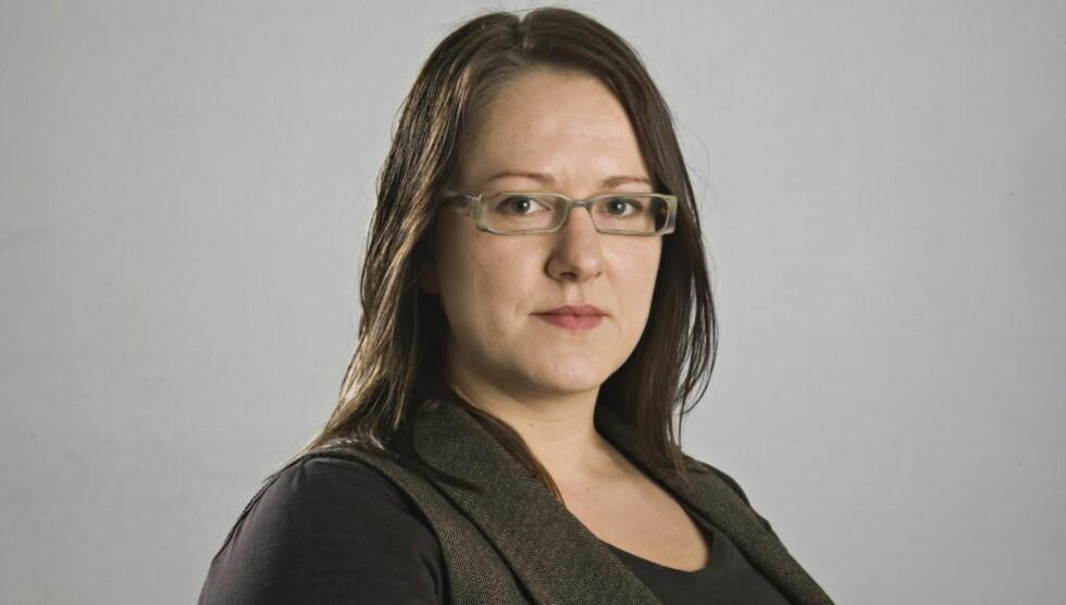 IKKE OVERRASKET: Marte Michelet sier hun ikke er overrasket over at hennes navn er blitt trukket fram av Breivik under hans foklaring i retten, men hun synes det er ubehagelig å være i hans fokus. Foto: Even Bast / Dagbladet