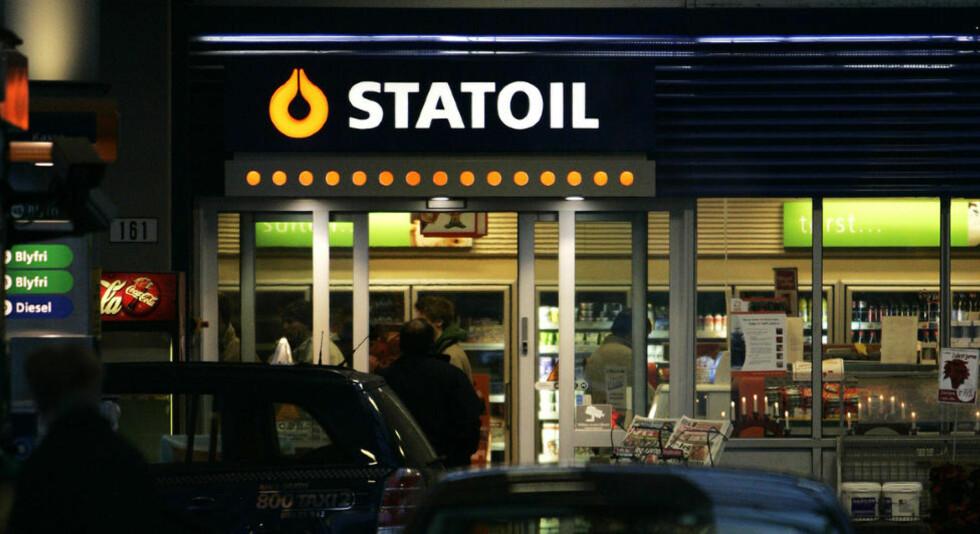 SELGES: Statoils bensinstasjoner. Foto: Knut Falch NTB/SCANPIX