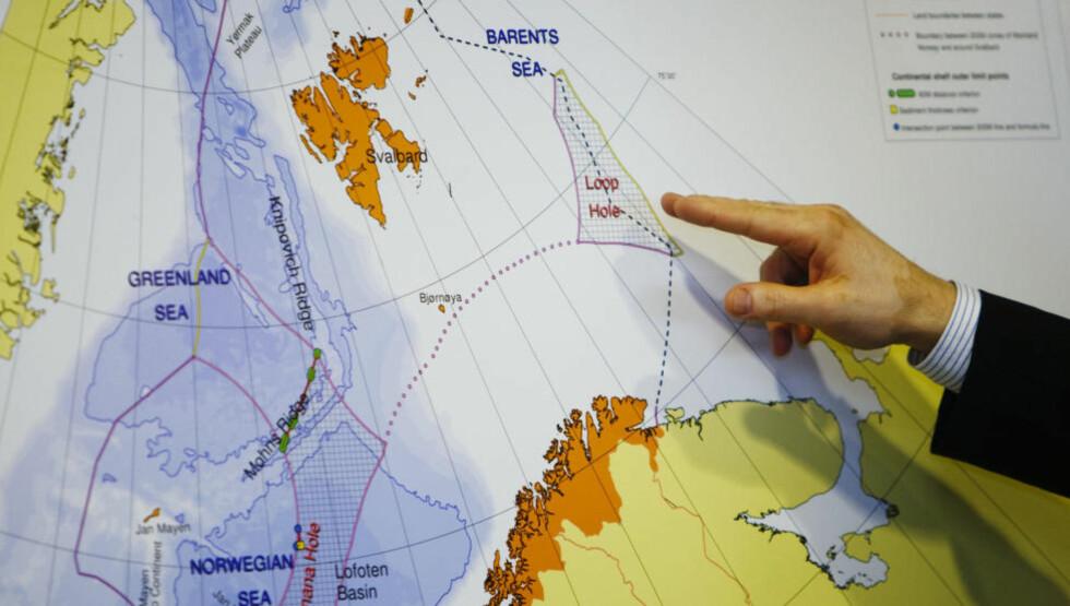 IKKE RIKTIG: Hovedformålet med Centre for High North Logistics er å utvikle kunnskap om logistikk i nordområdene. «Når det i media har vært framstilt som at senteret var et «Tschudi senter» underforstått at CHNL ivaretok interesser for Tschudi, blir dette veldig feil,» skriver kronikkforfatterne. Foto: Fredrik Varfjell / NTB scanpix