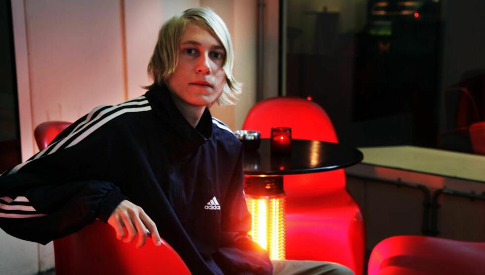 STJERNESKUDD: Mandag kommer Mathias Stubøs tredje album i butikkene, et ambisiøst dobbeltalbum tuftet på 70-talls funk og jazzrock. Foto: Steinar Buholm