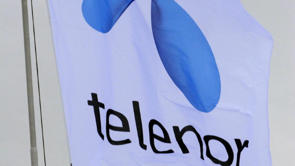 I HARDT VÆR: Telenor er gjort kjent med at det er startet en rettslig prosess ved en domstol i Moskva mot Telenor East Holding og Weather Investments. Foto: Kristoffer Nyblin Kaspersen / SCANPIX