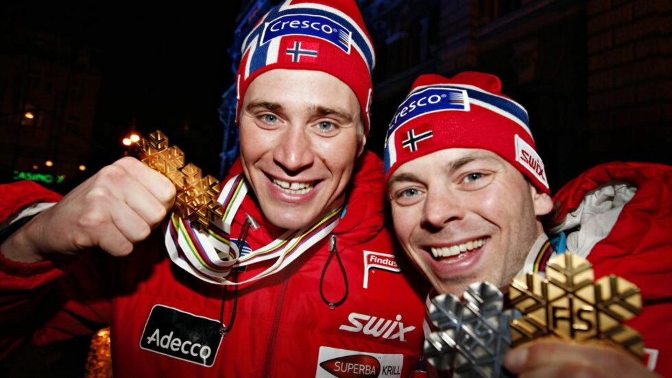 MINNER: Johan Kjølstad tok sølv og gull i sprint i VM for tre år siden. Nå er han ferdig med sprint og satser langløp i stedet. Foto: ARNT E. FOLVIK / Dagbladet